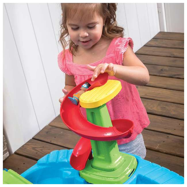 894700 Step2 Fiesta Cruise Sand and Water Table 2