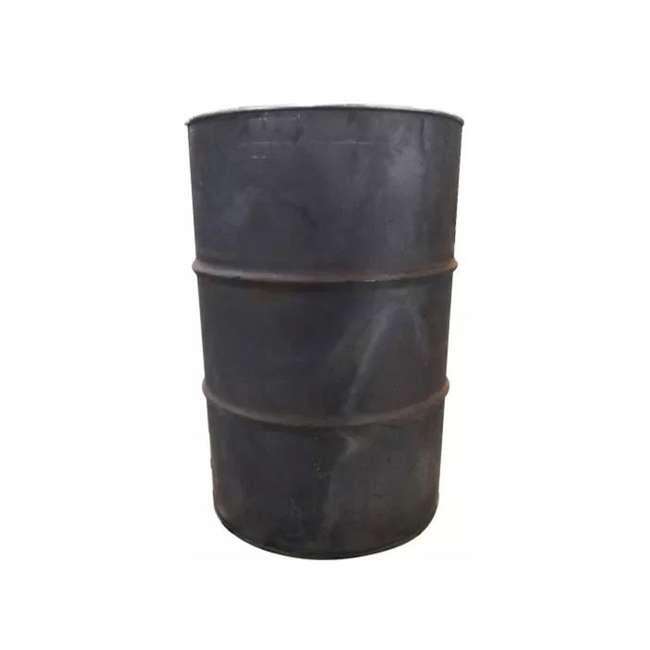 DR55 US Stove Company 55 Gallon Drum for Barrel Camp Stove Kit, Gray 1
