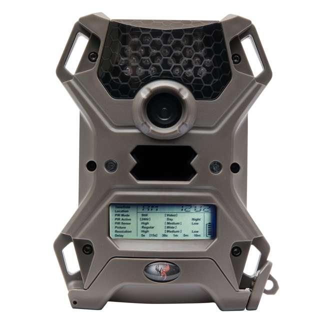 WGI-V12I77 Wildgame Innovations Vision Lightsout 12MP Game Camera, Brown 5