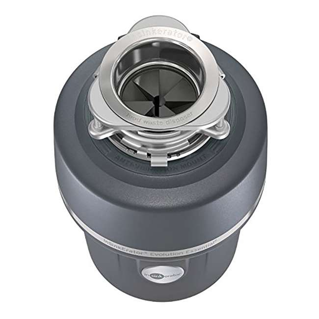 ESSENTIAL-XTR-OB InSinkErator Evolution Essential XTR Garbage Disposal 1