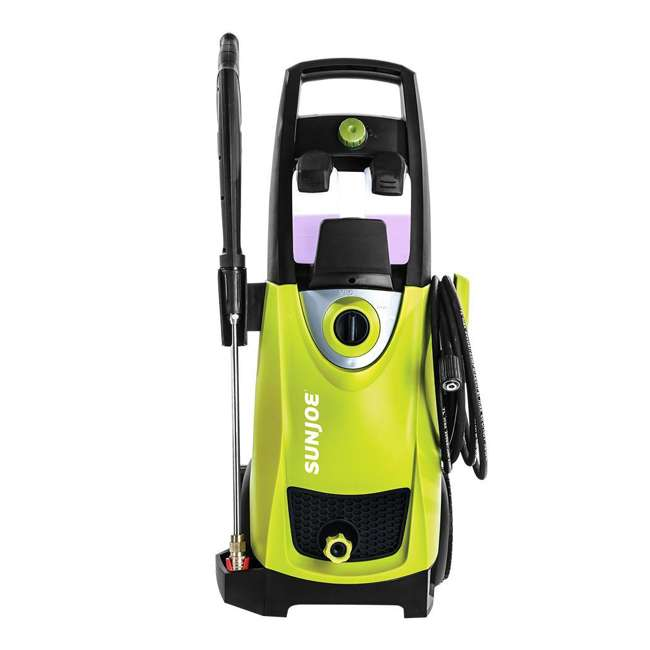 SUJ-SPX3000-RB Sun Joe Electric Pressure Washer 2030 PSI (Certified Refurbished) 2