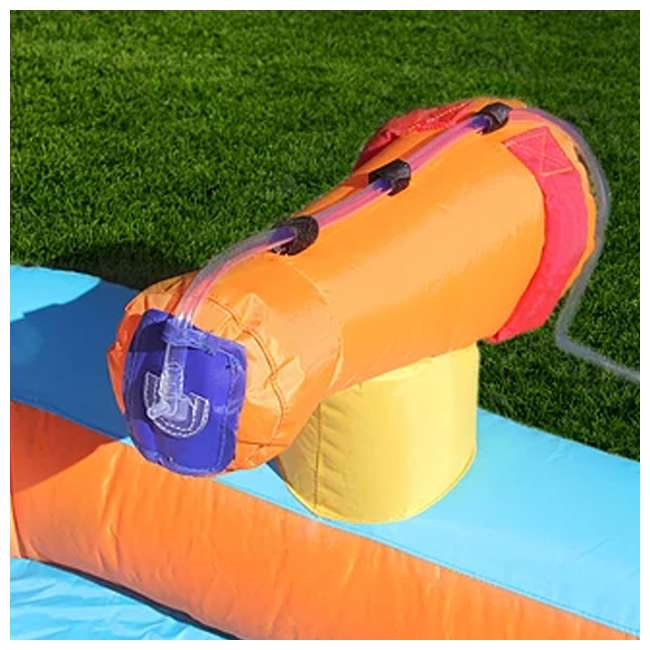 INF-2081 Sportspower My First Inflatable Water Slide with Water Cannon and Splash Pool  3
