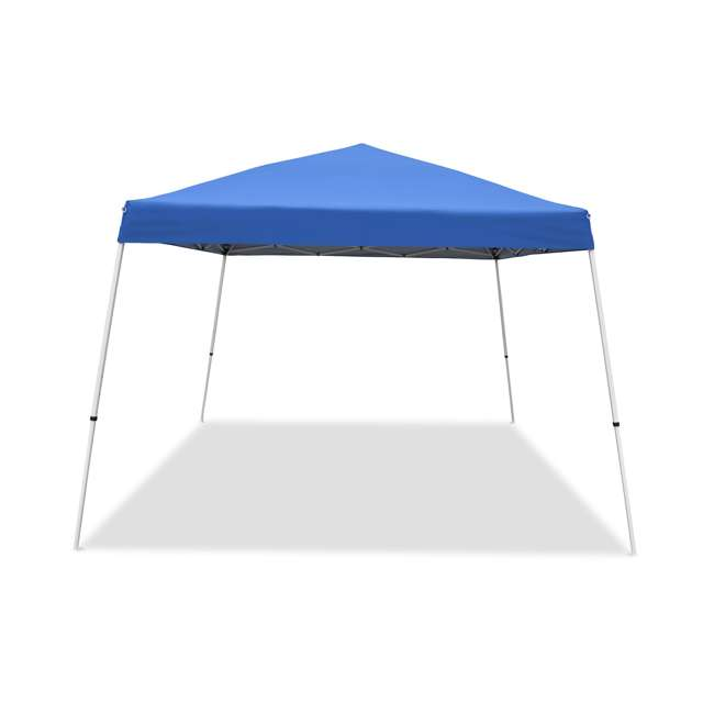 CVAN21207800020-U-A Caravan  Series 2 Canopy V 12' x 12'  Instant Canopy,  Blue  (Open Box) (2 Pack)