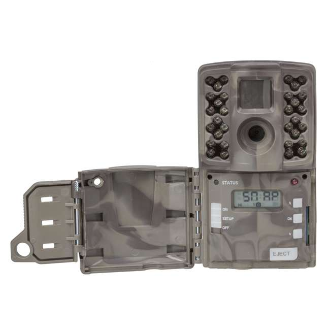MCG-A20i + 2 x SD4-16GB-SAN (2) Moultrie No Glow Invisible 12 MP Mini A20i IR Game Cameras w/ SD Cards 2