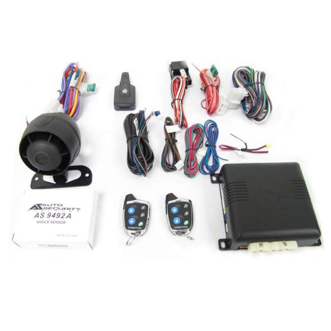 APS787C APS787C Audiovox Prestige Car Alarm/Remote Start Systems (Pair) 1