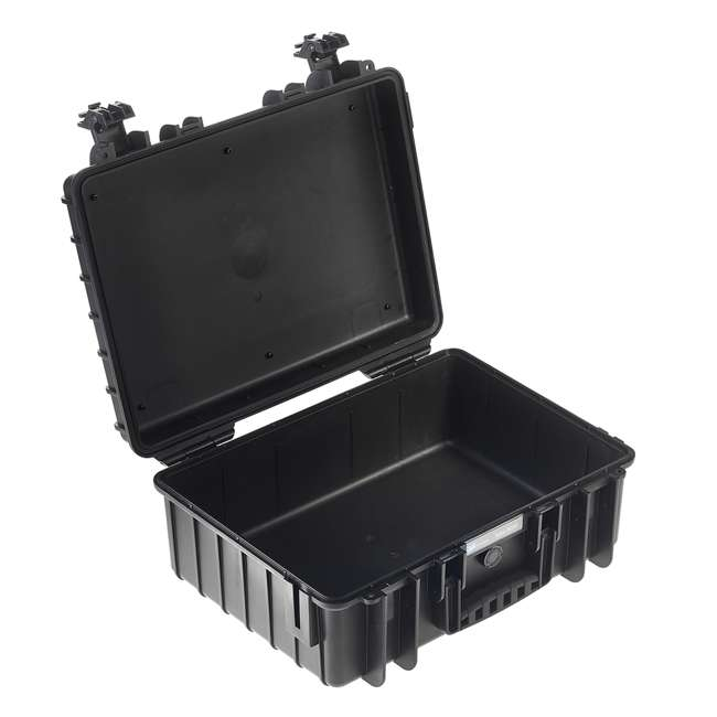 5000/B/SI B&W International 5000/B/SI Hard Plastic Outdoor Case with Removable SI Insert 2