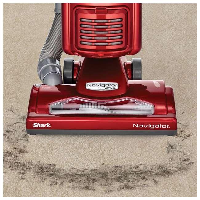 Shark Navigator Swivel Bagless Upright Vacuum Refurbished