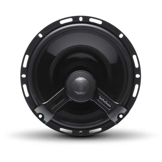 "T1650 Rockford Fosgate Power T1650 150W Max 6.5"" 2 Way Full Range Car Speakers, Pair 1"