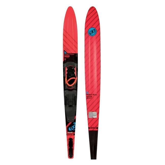 2160492-MW O'Brien World Team Beginner/Intermediate Slalom 66-Inch Waterski 1
