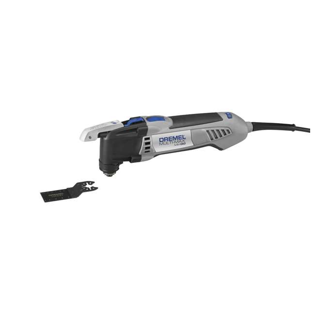 MM30-DR-RT-RB + SM20-DR-RT-RB Dremel Multi-Max Kit & Circular Saw (Certified Refurbished) 6