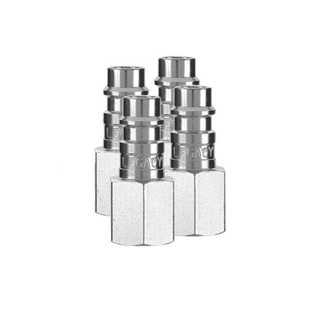 LEG-A53458FZ Flexzilla 14-Piece Pro High Flow Coupler and Plug Kit (2 Pack) 3