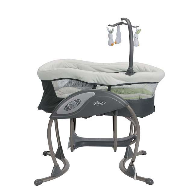 1924836 Graco 1924836 Dreamglider Baby Infant Nusery Gliding Rocking Swing, Rascal 1