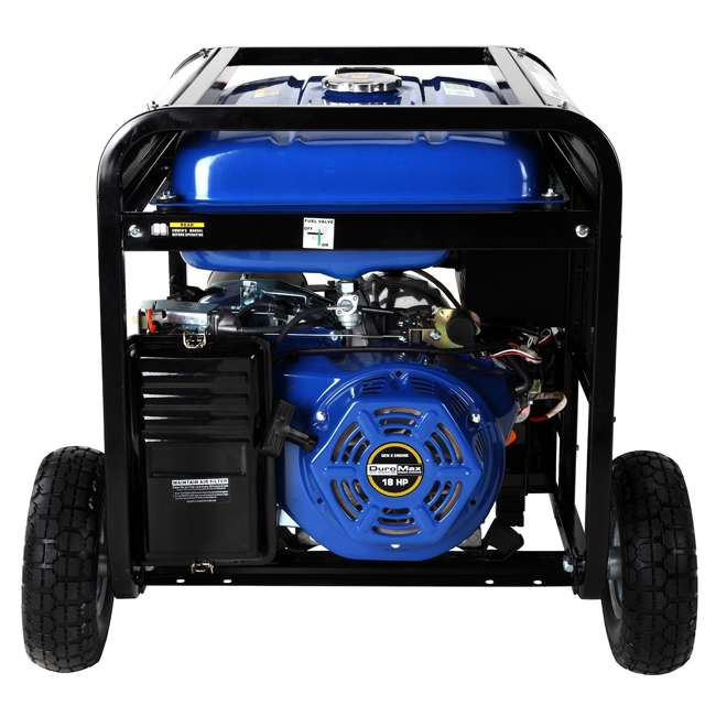 XP10000EH + XPLGC DuroMax 10000 Watt Hybrid Portable Generator & Generator Cover, Black 7