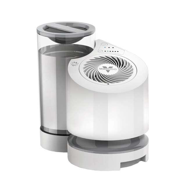 EV100-U-C Vornado Evaporative Humidifier with Simple Tank, 1 Gallon Capacity (For Parts) 2