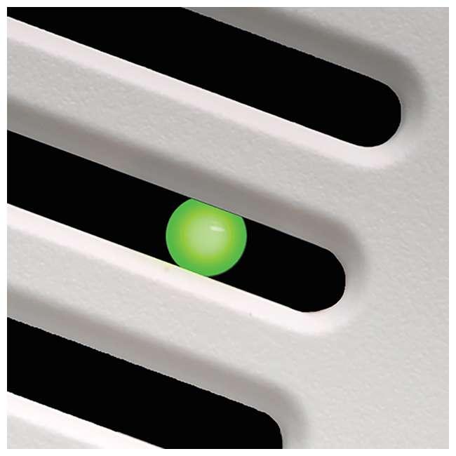 4 x SLM80 Delta Breez BreezSlim Ventilation Bathroom Fan Single Speed 80 CFM 0.6 Sones (4 Pack) 3