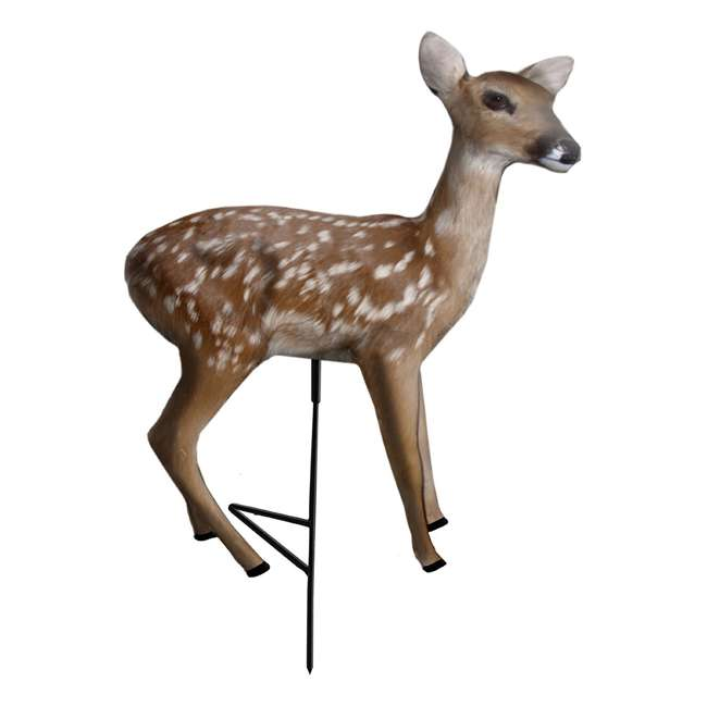 PRM-62703-U-B Primos Hunting Frantic Fawn Standing Motion Whitetail Deer Decoy (Used)