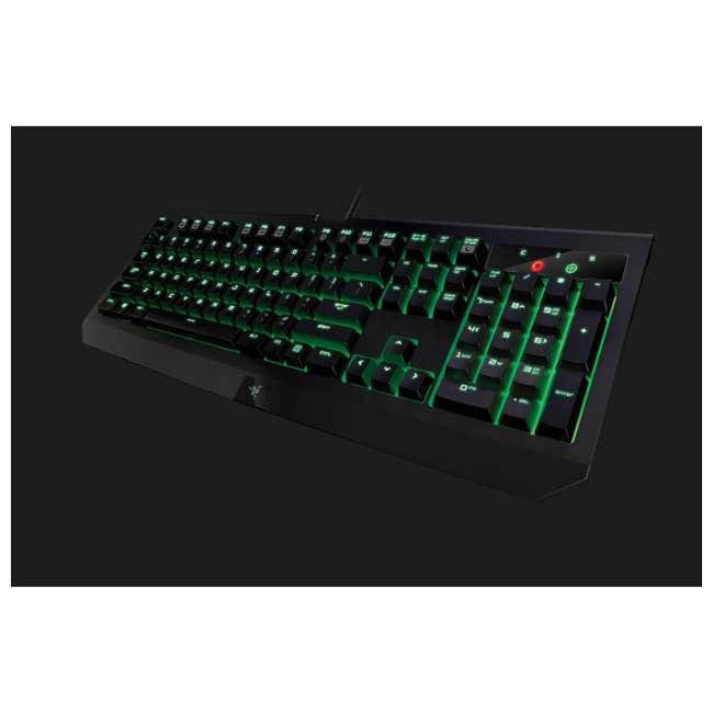 5 x RZ03-01701700-R3U1 Razer BlackWidow Ultimate Stealth Switch Mechanical Keyboard (5 Pack) 5