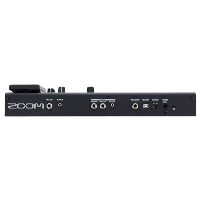 ZG5N-OB Zoom G5N Multi-Effects Processor with Pedal for Guitarists 1