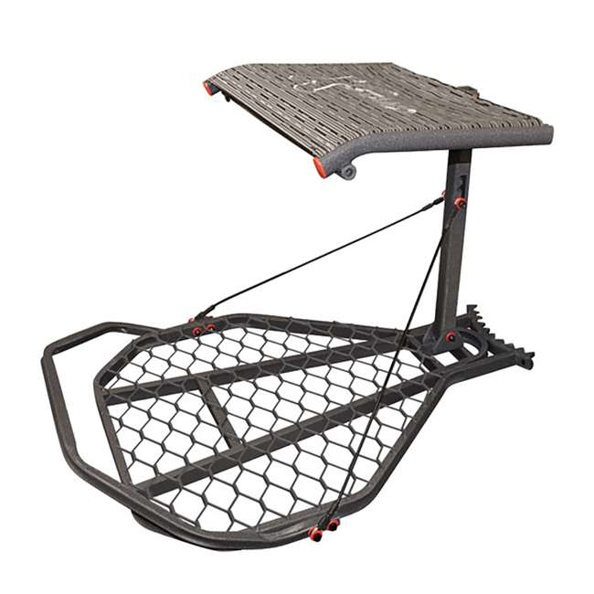 XSFP419 X-Stand XSFP419 The Falcon Deer Hunting Hang On Platform Climbing Tree Stand