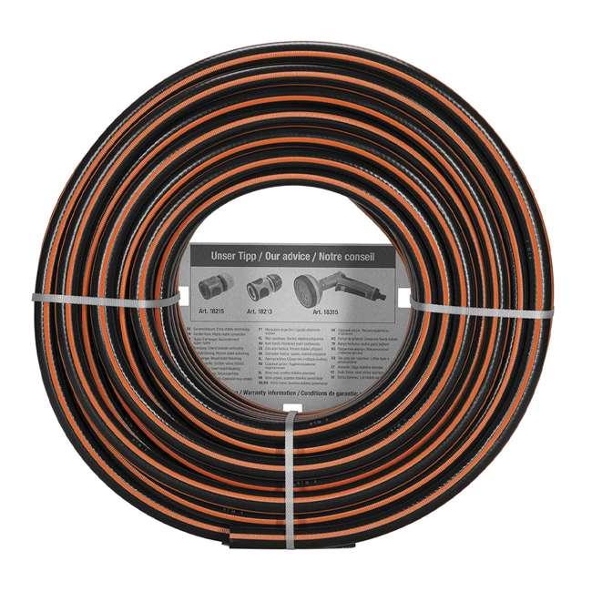 18030-20 Gardena 1/2 Inch Diameter 33 Foot Comfort Flex Garden Hose 1