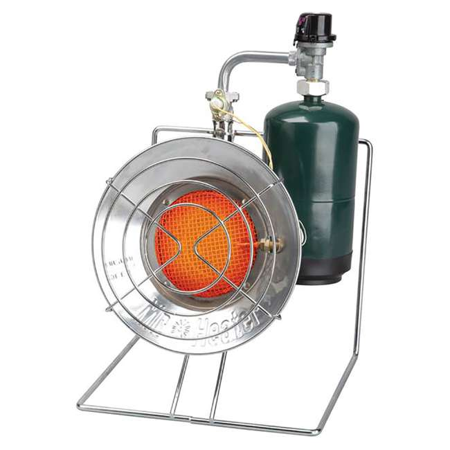 MH-F242300-U-C Mr. Heater 15,000 BTU Propane Gas Tank Top Outdoor Heater and Cooker (For Parts)