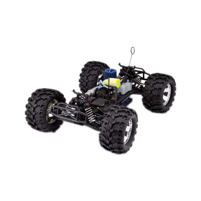 EARTHQUAKE3.5-NEW-RED Redcat Racing Earthquake 3.5 1/8 Scale Nitro Remote Control Monster Truck Toy 4