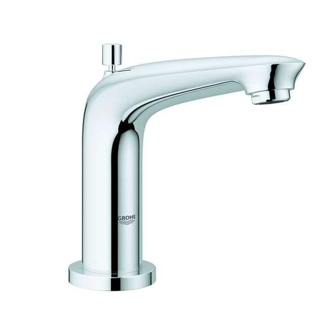 19991003-U-A Grohe Eurostyle 4 Hole Bathtub Faucet w/ Handshower, Chrome (Open Box) (2 Pack) 2