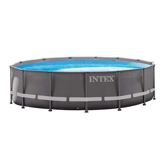 "26309EH Intex 14' x 42"" Ultra Frame Pool"