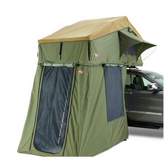 01ASK051601 Tepui Tents Explorer Autana 3-Person Car Rooftop Tent, Sky Green 1