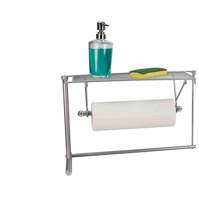 SS41254 Home Basics Kitchen Station Organization Rack (2 Pack) 2