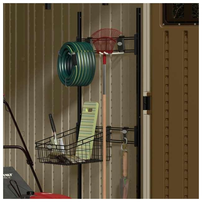 BMSA6B Suncast BMSA6B Hook & Basket Accessory Kit (2 Pack) 1