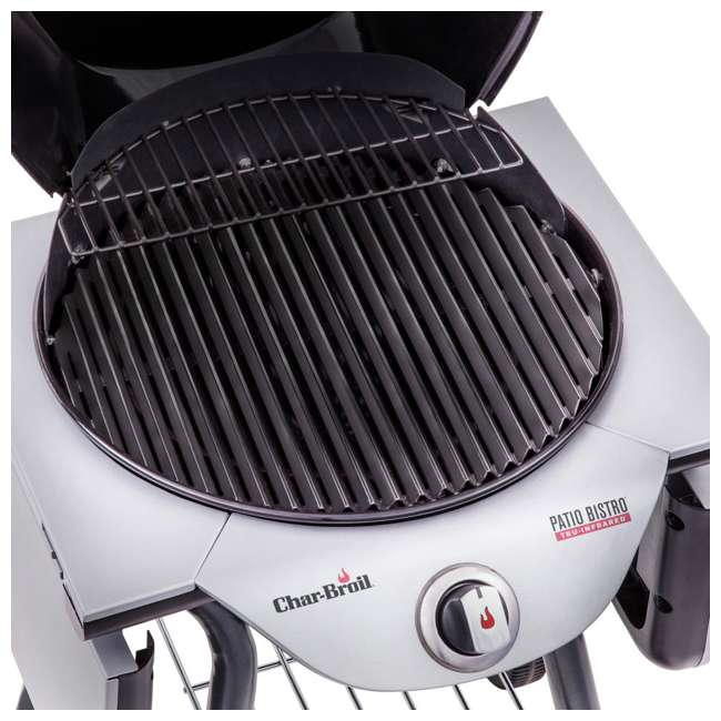 17602047-U-C Char Broil BBQ TRU Infrared Electric Patio Bistro Barbecue Grill Red (For Parts) 4