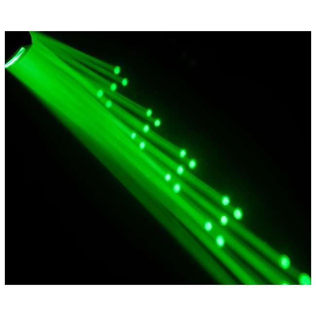 DERBY-X-RB Chauvet DJ Derby X 90-LED Rgb DMX-512 Strobe Light Pro Club Lighting Effect 6
