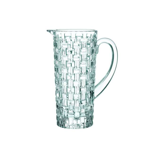 92074 Riedel Nachtmann Bossa Nova 40 Ounce Dishwasher Safe Crystal Water Pitcher Jug
