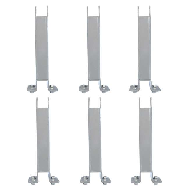 6 x FIELD-FTF-03DBRM Field Tuff Tractor Drawbar Stabilizer and Trailer Mover (6 Pack)