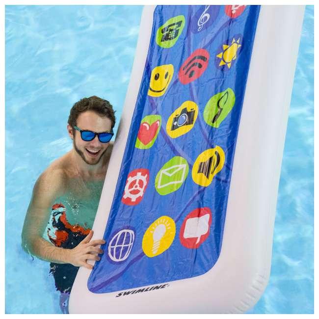 6 x 90636 Swimline Smart Phone Float (6 Pack) 2