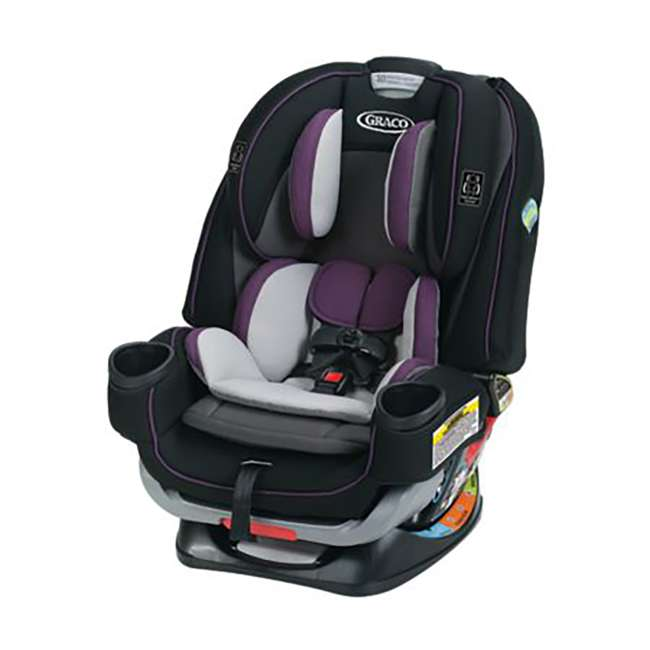 2001872 Graco 2001872 4Ever Extend2Fit 4-in-1 Front and Rear Facing Car Seat, Jodie