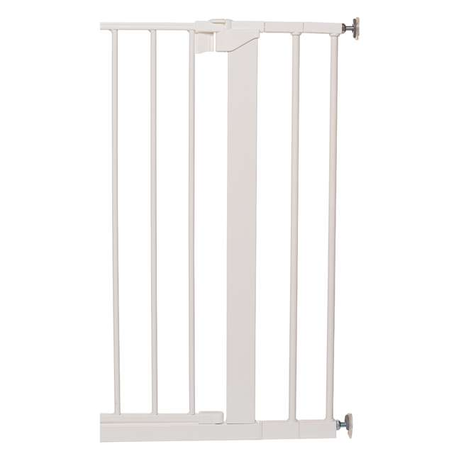 "BBD-58014-5400 BabyDan Extend A 2 x 2.6"" Gate Kit for Premier Doorway Safety Baby Gates, White 2"