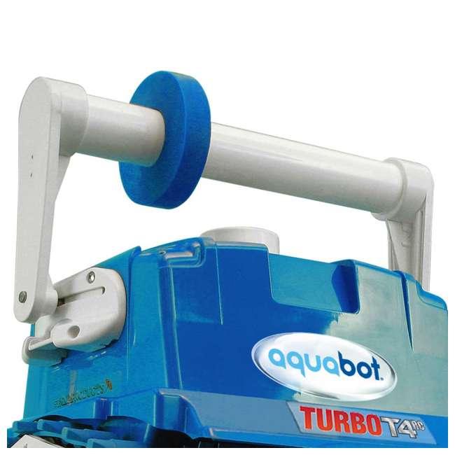 ABTURT4R1-U-C Aquabot Turbo T4RC In-Ground Robotic Swimming Pool Cleaner (For Parts) (2 Pack) 4