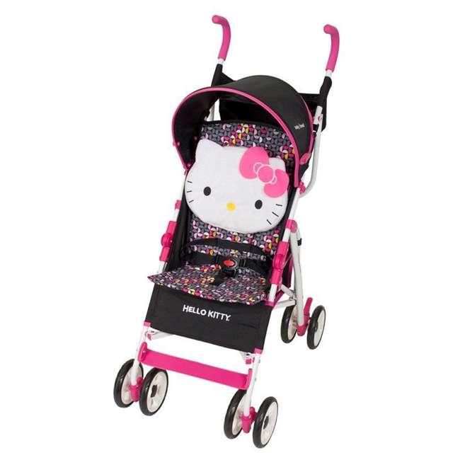 ST10944 Hello Kitty Pin Wheel Kruiser Single Folding Stroller