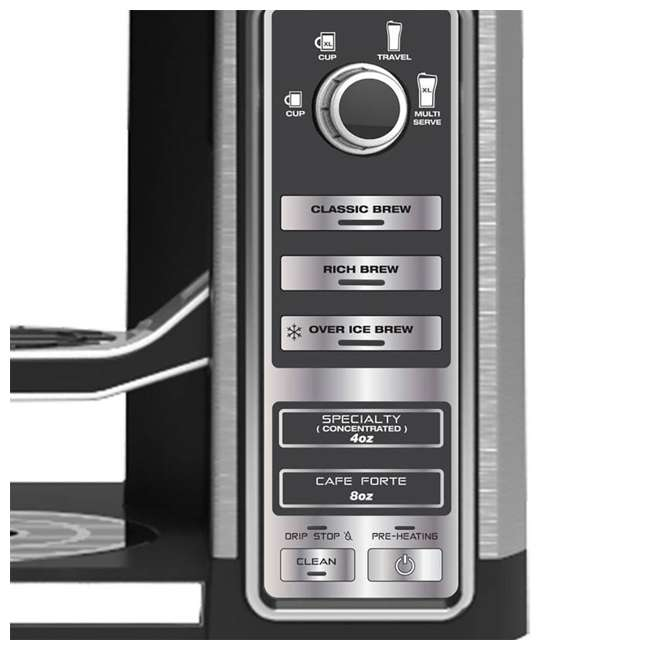 CF110_EGB-RB-U-C Ninja Coffee Bar Single Serve System (Certified Refurbished) (For Parts) 1