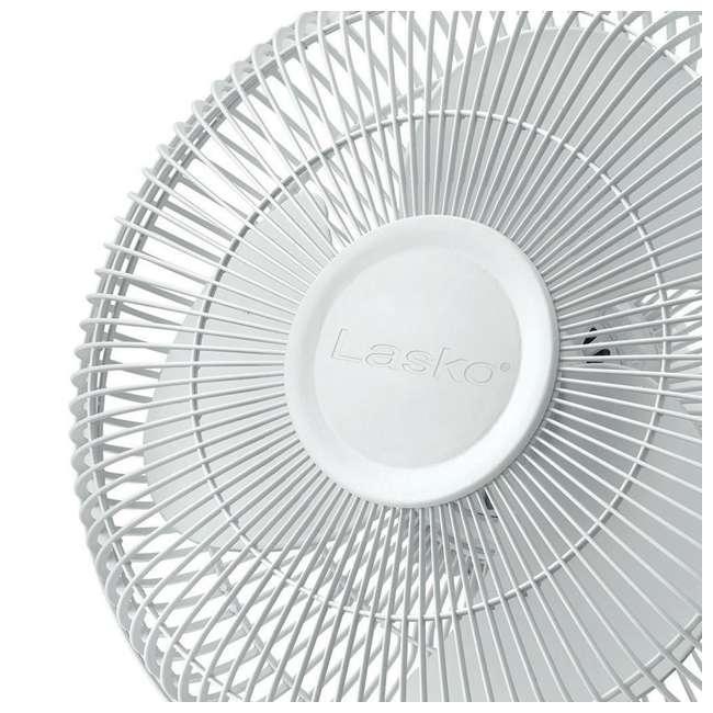 Table Top Oscillating Fan : Lasko inch speed oscillating table top fan pack