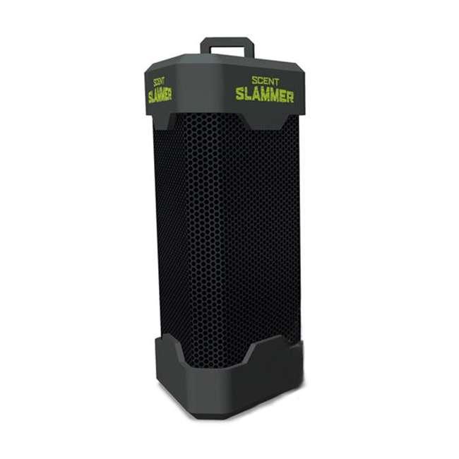 HME-TNGOZN-U-A HME TNGOZN Throw N Go Small Room Portable Ozone Air Purifier Cleaner (Open Box)