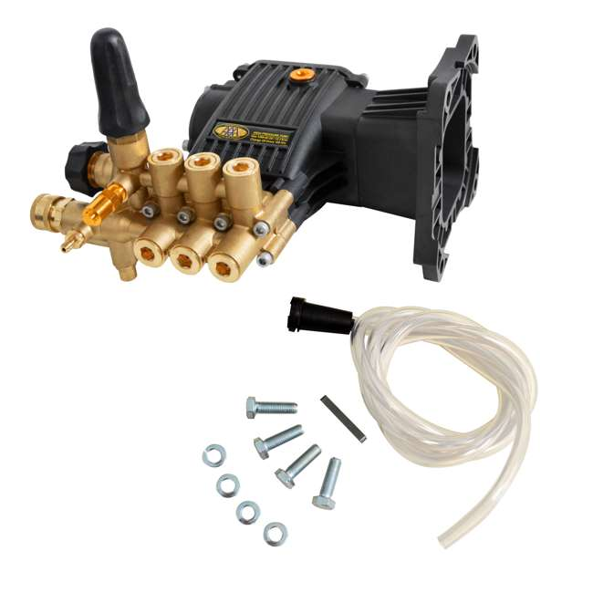 SMPSN-PK-90039-U-B Simpson AAA Pro 4000 PSI 3.3 GPM Pressure Washer Triplex Plunger Pump Kit (Used)
