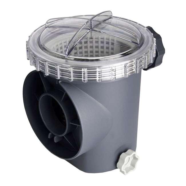 intex krystal clear 3 000 gph above ground pool sand filter pump 28651eg. Black Bedroom Furniture Sets. Home Design Ideas