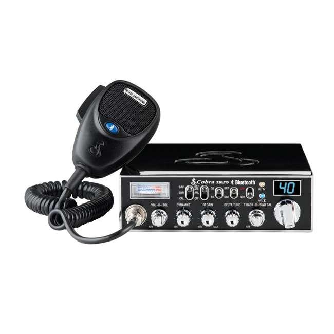 29LTDBT NEW! Cobra 29 LTD Bluetooth Professional 4W 40 Channel Truck CB Radio   29LTDBT