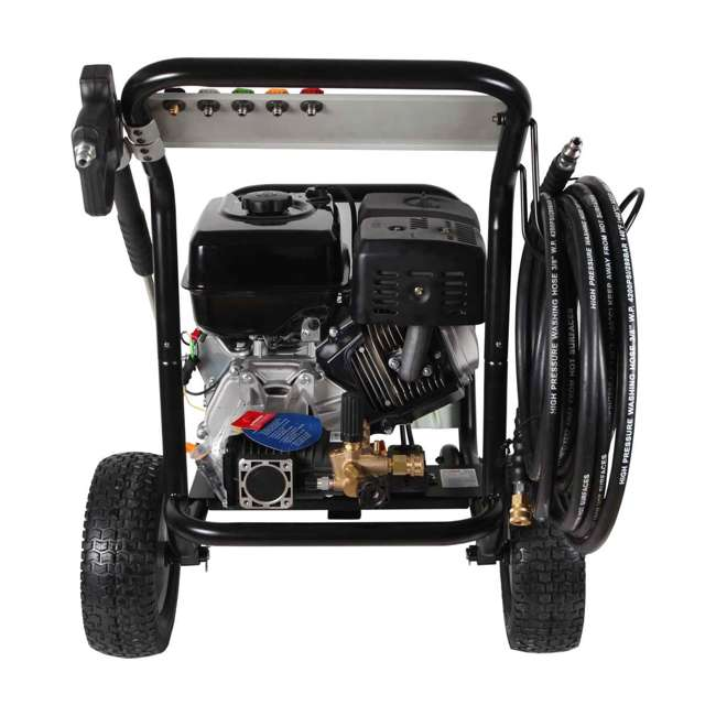 APW4200 A-iPower APW4200 4,200 PSI at 4.0 GPM Pump Pressure Washer 2