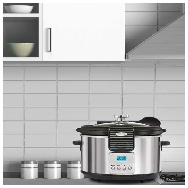 MDTD50A_EGB-RB BELLA 5-Quart Multi Pressure Cooker Programmable 10-In-1 (Certified Refurbished) 2