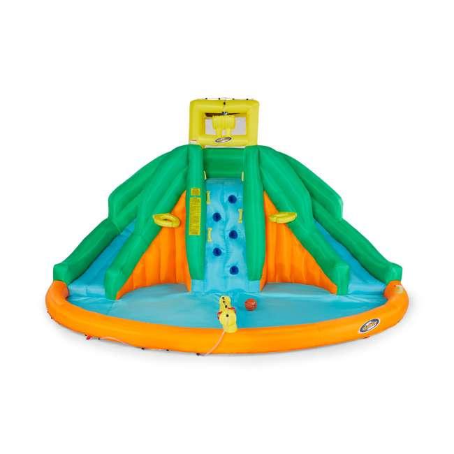 90475 Kahuna Twin Peaks Inflatable Water Slide Park