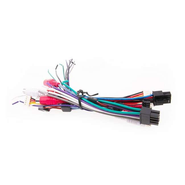 ST4.1000DB Soundstream Stealth Series 1000-Watt Bluetooth 4-Channel Amplifier (2 Pack) 4